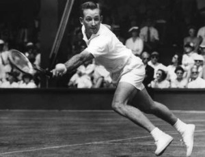 Laver won 10 Grand Slam titles despite being ineligible to compete in the tournaments for five years after turning pro following the 1962 season.