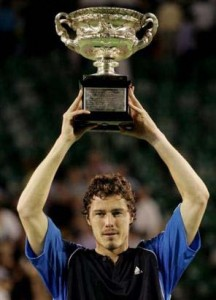 While Federer has gone on to win 12 Grand Slams since the 2005 Australian Open, Safin has not raised the trophy at another Grand Slam.
