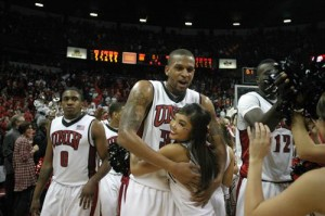 In 2010 the Rebels posted five wins over highly ranked opponents.