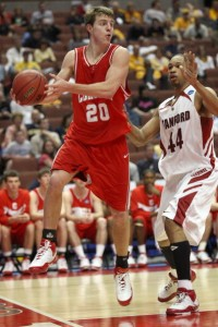 Ryan Wittman and the Big Red will look for different results against Temple than against Stanford in 2008 and Missouri in 2009.