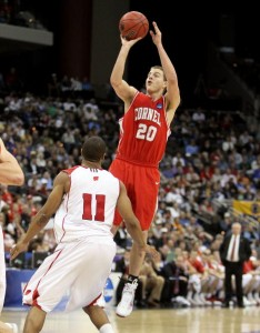 Ryan Wittman is one of the senior leaders for the Big Red.