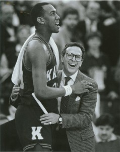 Larry Brown and Danny Manning led Kansas to a surprising national title in 1988.