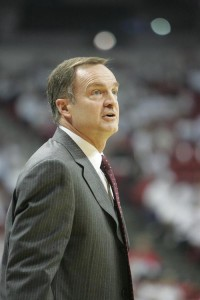 In six years, Lon Kruger has brought the Runnin' Rebels back to national relevance.