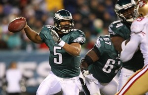 The Bills and Raiders seem to be the main contenders for Donovan McNabb.