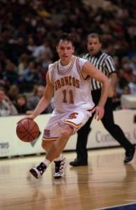 Steve Nash led Santa Clara to an upset victory over Arizona in the 1993 NCAA Tournament.