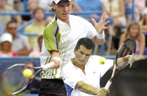 Tomas Berdych and
