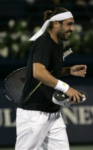 Dark Horse contender at Indian Wells, Marcos Baghdatis