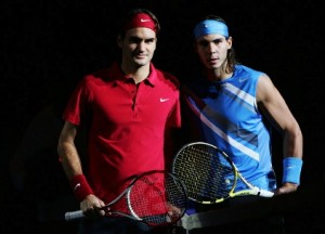 Roger Federer and Rafael Nadal resume competition in Indian Wells.