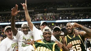 George Mason defeated three former NCAA Champions to make it to the Final Four in 2006.