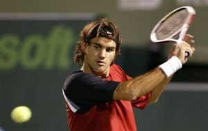 Roger Federer came back to win a 5-setter in 2005.