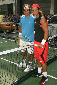 Federer-Nadal Rivarly could be the greatest in the sport's history.