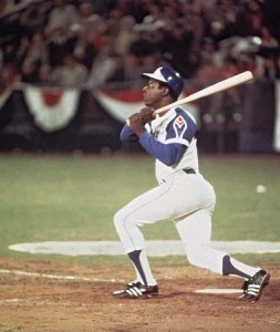 It was 36 years ago this week that Hank Aaron became the all-time home run king.