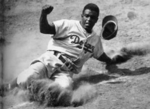 Jackie Robinson made his Major League Baseball debut on April 15, 1947.