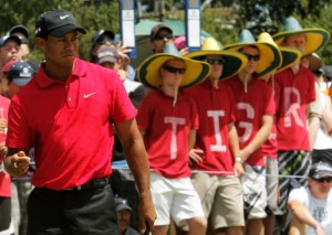 Many fans are ready to see Tiger back on the course.