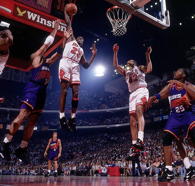 22260868f5a4 Da Bull Crap  1993 NBA Finals Bulls vs Suns photos