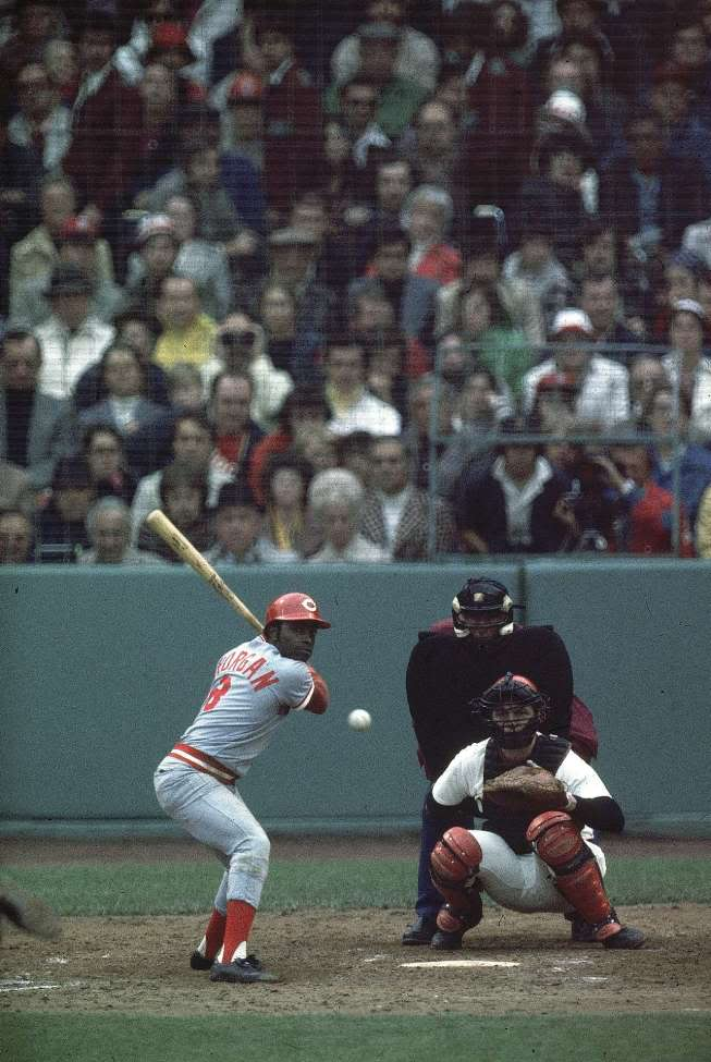35 Years Ago 1975 World Series A Timeless Classic