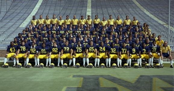 1986 Michigan Wolverines football team