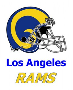 The Rams began in Cleveland in 1936, but spent 48 years in Los Angeles from 1946-94.