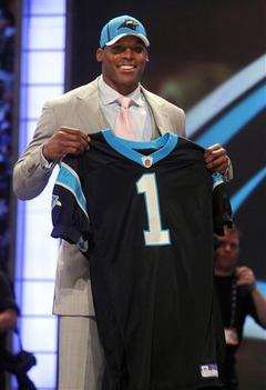 Cam Newton will try to join a small group of former Heisman Trophy winners  who have been successful in the NFL. a5667ffd7