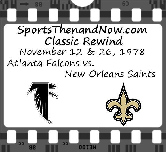 in 1978 The Atlanta Falcons