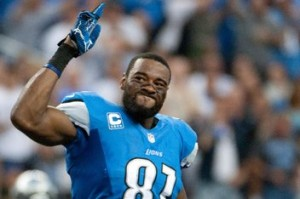 No. 1: Calvin Johnson broke Jerry Rice's record for receiving yards in a season with 225 in his team's loss to the Falcons Saturday night.