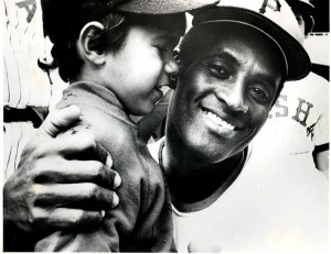 Roberto Clemente always had time for the kids.