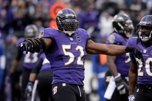 Ray Lewis is focused on winning the Super Bowl, rather than his upcoming retirement.