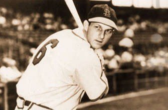 Stan Musial joined the Cardinals in 1941 and was named an All-Star 20 times during his career.