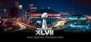 Super Bowl XLVII is set. The Ravens will take on the 49ers in the Superdome. 