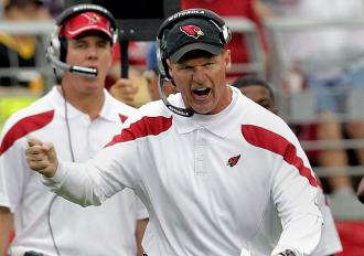 Ken Whisenhunt was unable to build on his early success with the Cardinals.