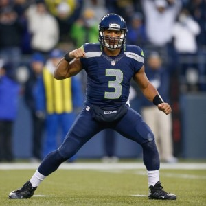2012 Offensive Rookie of the Year: Russell Wilson.
