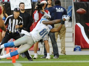 2012 Offensive Player of the Year: Calvin Johnson.