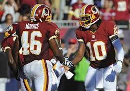 This rookie duo was on point for the Redskins in 2012 and helped them to return to the playoffs.