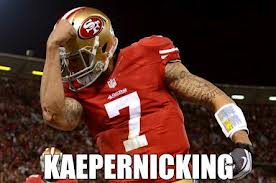 I'd Kaep that: 49ers quarterback Colin Kaepernick had a night for the ages while leading San Francisco back to the NFC Title Game.