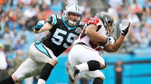 Rookie linebacker Luke Kuechly led the NFL in tackles this season, but the Panthers still finished below .500.