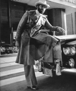 "Walt ""Clyde"" Frazier was known as the coolest and best dressed player in the NBA during the 1970s."