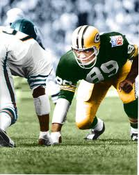 Dave Robinson would be the 11th member of the 1960s Green Bay Packers to earn a spot in Canton.