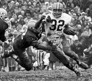 Happy 77th Birthday Jim Brown!