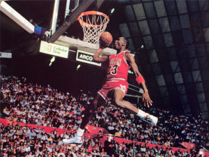 Happy 50th Birthday Michael Jordan!