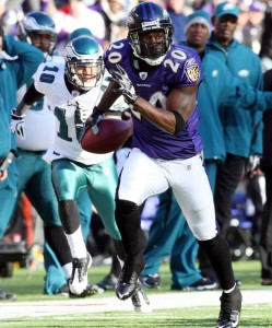 The Ravens must replace the playmaking of Ed Reed.