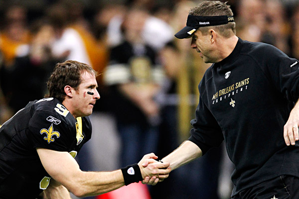 With head coach Sean Payton back on board, Drew Brees and the Saints will look to return to the top of the standings in 2013.