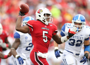 Teddy Bridgewater would have a great chance to win the Heisman Trophy if he leads Louisville to an undefeated season.