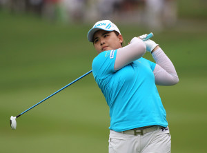 Inbee Park has won three LPGA majors in 2013.