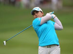 Inbee Park has won three LPGA majors in 2013.