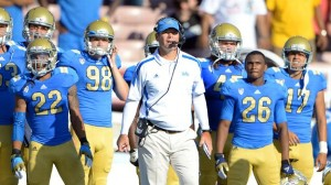 Jim Mora and UCLA will look to replace USC as the glamor team in Los Angeles.