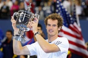 After winning the U.S. Open in 2012, Andy Murray is hoping for a repeat this year.