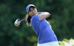 Cheyenne Woods is part of the next generation of LPGA stars.