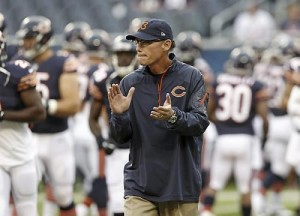 Marc Trestman joined Chip Kelly and Andy Reid in winning their debuts with new teams.