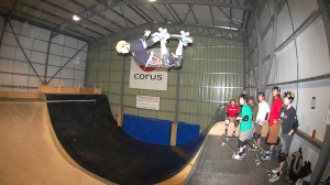 Adrenaline Alley is one of the top indoor skate parks in the world.