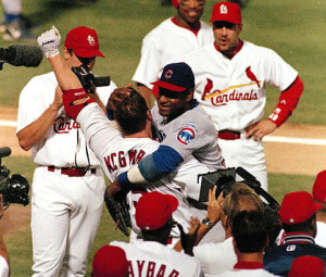 Sammy Sosa and Mark McGwire seemed larger than life when they captivated the baseball world in 1998.